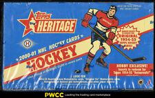 2000 Topps Heritage Hockey Factory Sealed Hobby Box, 24ct Packs (PWCC)