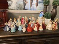 Hallmark Keepsake Barbie Holiday Celebration Lot Of 50 Ornaments 1994-2012