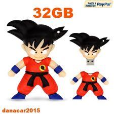 PEN DRIVE PENDRIVE DE GOKU DRAGON BALL Z 32GB 32 GB MEMORIA USB (4 8 16 64 64GB)
