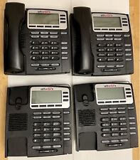 Euc 4 Allworx Business Office Phone System 8 9204g Voip Stands 2 Handsets