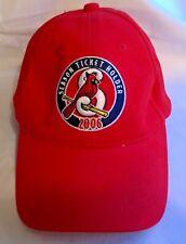 Springfield Cardinals Season Ticket Holder Cap Collector Item