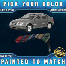 NEW Painted to Match - Drivers Front LH Fender for 1999-2005 Volkswagen Jetta