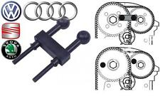 Engine Timing Belt Camshaft Lock tool VW Bora Audi A2 1.4 1.6 16V VAG Twin Cam