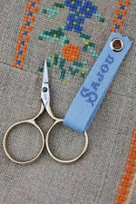 "Sajou ""Little Monster"" French  Embroidery Scissors, Fine Needlework & Stitchery"
