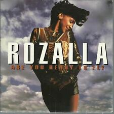 45 RPM - Rozalla - Are You Ready To Fly