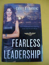 FEARLESS LEADERSHIP The U.S. Navy's First Female F-14 TOMCAT Fighter Pilot #5857