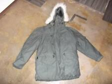Military Parka Extreme Cold Weather Medium N-3B Genuine GI  #112