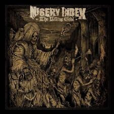 MISERY INDEX-THE KILLING GODS -JAPAN CD Ltd/Ed F04