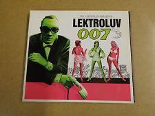 CD / DR. LEKTROLUV – LEKTROLUV 007