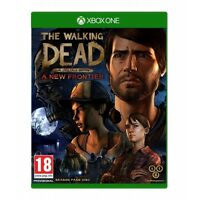Xbox One Spiel The Walking Dead Telltale Series Neuland - Season Pass Disc NEU