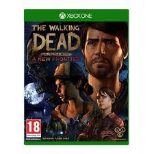 Xbox One Game The Walking Dead Telltale Series Neuland - Season Pass Disc NEW