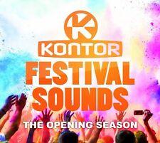 KONTOR  = FESTIVAL SOUNDS 2014 = Buuren/Avicii/Fedde/Dyro...=3CD= groovesDELUXE!