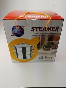 Steamer 24cm
