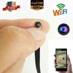 4K smallest wireless WIFI IP DIY pinhole spy hidden Screw camera mini video DVR