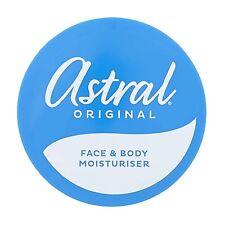 Astral Original Face and Body Moisturiser Cream 200ml - Multibuy