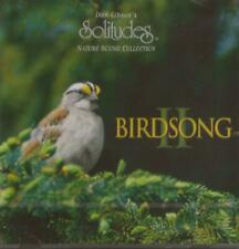 Birdsong II Solitudes Nature Sound Collection CD 096741695728 - B1