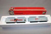 Z645 Jouef 2632 train Ho 1:87 assortiment de 2 conteneur 40 pieds MM Sealand