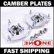 MOOKEEH Camber Kit Plates 07-14 08 09 10 Audi TT Strut Mounts For Coilover Kit
