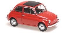Fiat 500 L Red 1965 MINICHAMPS 1:43 940121600