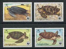 Anguilla 541/44 postfrisch / WWF - Schildkröten ..........................1/3679