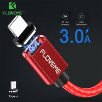 For Samsung Galaxy S8 S9 Plus Type C USB C Data Sync Fast Charger Charging Cable