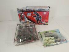 Zoids Iguanasaur 017 New In Open Box 2002 Hasbro 1/72 Wind Up Motor Rare Toy
