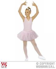 Childrens Pink Ballerina Tutu Fame Dance School Fancy Dress - One Size