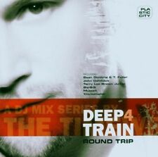 Deep Train 4 The Timewriter Trentemöller Terry Lee Brown jr.