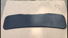 87-93 Ford Mustang Black Upper Hatch Panel Trim Rear Cargo Quarter Panel Cobra