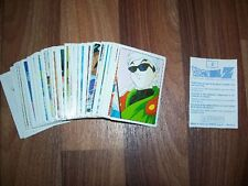 "Panini stickers ""Dragonball Z 1989"" 10 sticker/imágenes para elegir"