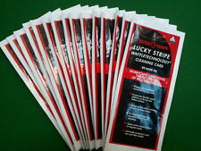 WaffleTechnology Cleaning Card Lucky Stripe 29-0329-20 (15 Cards)