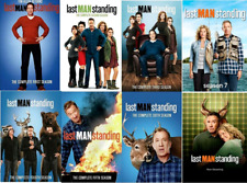 Last Man Standing Season 1-8 Complete Series DVD new Free shipping