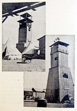 1938 Vorobeichic MOI VER Photo BOOK Jewish ISRAEL Palestine TOWER & STOCKADE