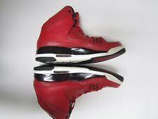 Nike Air Jordan SC 1 Red OG Flight Basketball Shoes  538698 600 Sz 9.5