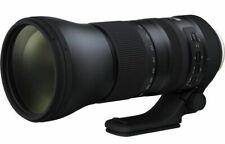 TAMRON SP 150-600 mm f5-6, 3 Di VC USD g2 Nikon