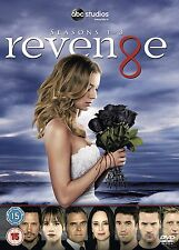 Revenge Complete Collection Series 1-3 DVD Box Set Season 1 2 3 UK Release New