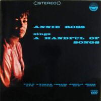 Annie Ross Sings A Handful Of Songs LP VINYL Everest 1987