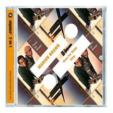 MARION BROWN - THREE FOR SHEPP/VISTA  CD NEU