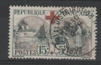 FRANCOBOLLI - 1918 FRANCIA PRO CROCE ROSSA C.15+5 E/5019
