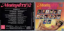 MEREN HITS 92 CD TOROS BAND NELSON CORDERO HENRY CASTRO CUCO VALOY DAVID DARYS