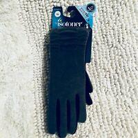 Isotoner Women's Gloves SmartDRI w/ SmarTouch Smart One Size, Brand New!