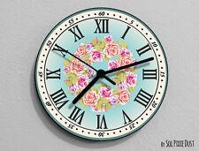 Retro Vintage Wall Clock