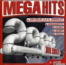 MEGAHITS 2000 - DIE ERSTE / 2 CD-SET - TOP-ZUSTAND