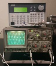 Hameg HM605 60MHz 2 Channel Analogue Oscilloscope.