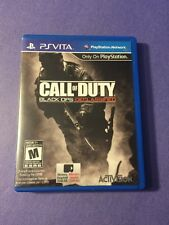 Call of Duty Black Ops Declassified (PS VITA) USED