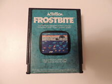 Vintage Atari 2600 FROSTBITE Game Activision Game Cartridge only