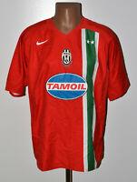 JUVENTUS ITALY 2005/2006/2007 AWAY FOOTBALL SHIRT JERSEY NIKE SIZE L ADULT