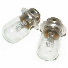 Honda C100 C105 C110 6 Volt 15//15W Headlight Bulb #F 34901-001-025 CA100 CA110