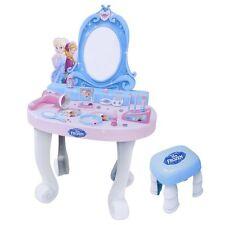 Disney Frozen Vanity Studio Kids Girls Make up Dress up Play 78cm 16 Accessories