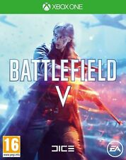 Battlefield V 5 - Xbox One Brand New & Sealed - Free 1st Class Tracked Delivery